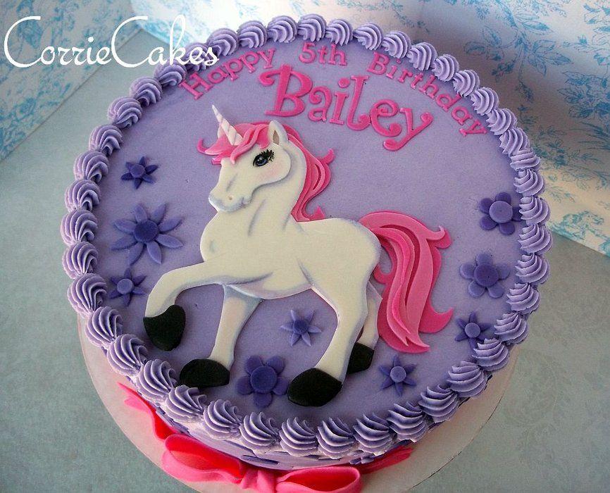 Cake Decorating Unicorn Horn : unicorn birthday by Corrie Cakes & Cake Decorating ...