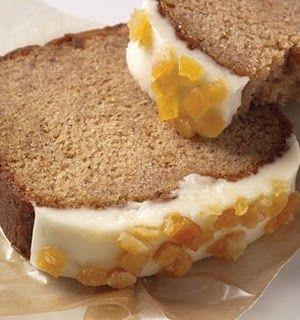 Copycat recipe - Starbuck's Gingerbread Loaf