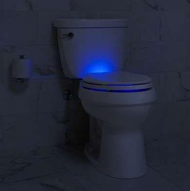 Kohler Night Light Toilet Seat Sieges De Toilette Et Toilettes