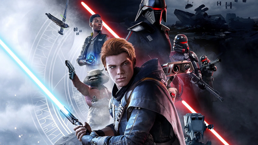 25 Star Wars Jedi Fallen Order Beautiful Wallpapers Including New Cover Star Wars Gif Star Wars Video Games New Star Wars