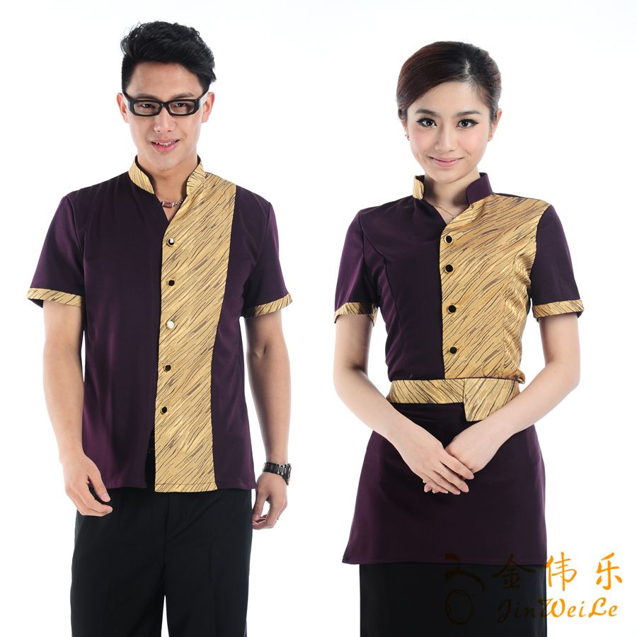 Hotel uniforms designs buy cheap