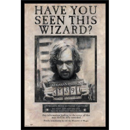 Harry Potter Wanted Products Harry Potter Sirius