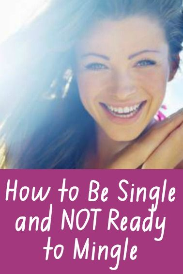 how to mingle