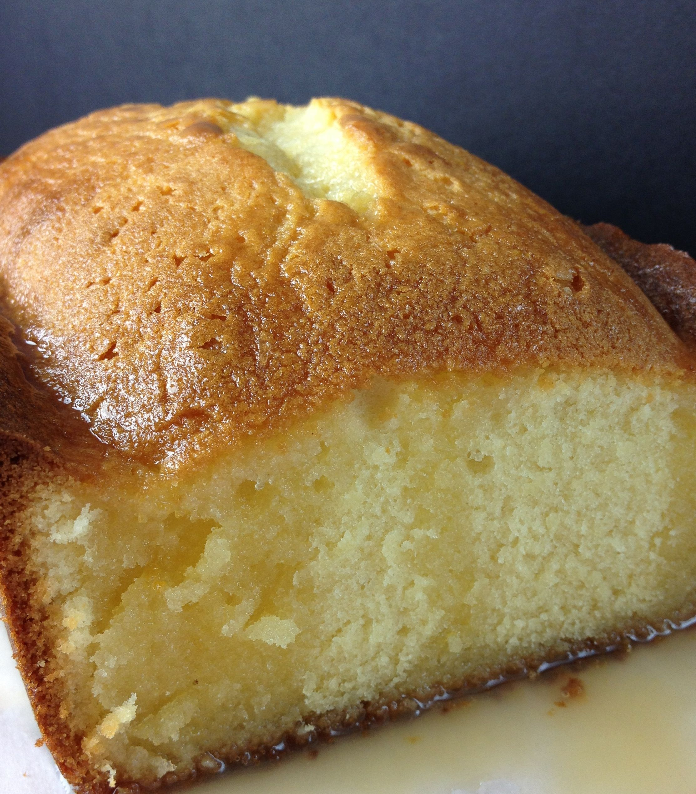 Condensed Milk Pound Cake With Calamansi Drizzle Recipe Filipino Condensed Milk Pound Cake Recipe Sheet Cake Recipes Cake Recipes Uk