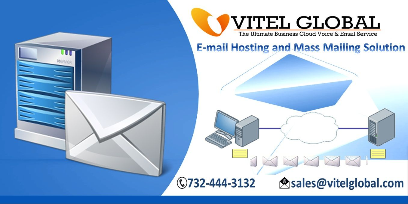 At Vitel Global offers robust emailing system which