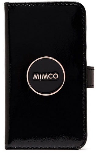 separation shoes cb303 31770 Mimco Flip Case for iPhone 6 in Black and Rose Gold | IPhone cases ...