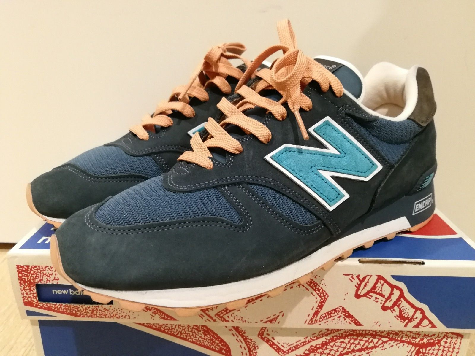 info for 05faa ca80a Details about KITH New Balance Nonnative 997S Fusion Dune ...
