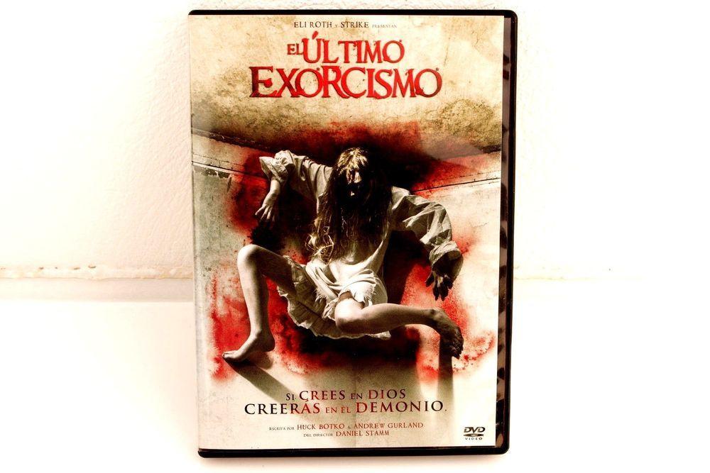 EL ÚLTIMO EXORCISMO - DANIEL STAMM - DVD