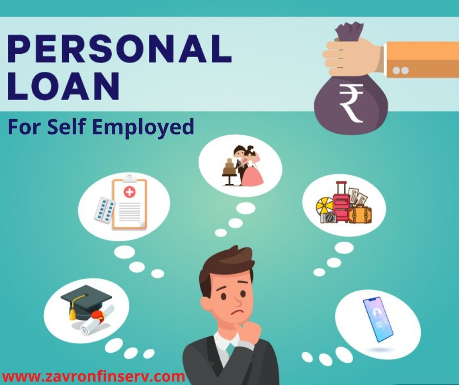 Personal Loan For Self Employed In 2020 Personal Loans Loan Person