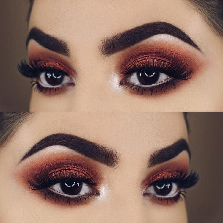 40 Eye Makeup Looks For Brown Eyes Stayglam Eye Makeup Smokey Eye Makeup Makeup Looks For Brown Eyes