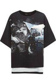 Christopher KanePrinted jersey T-shirt