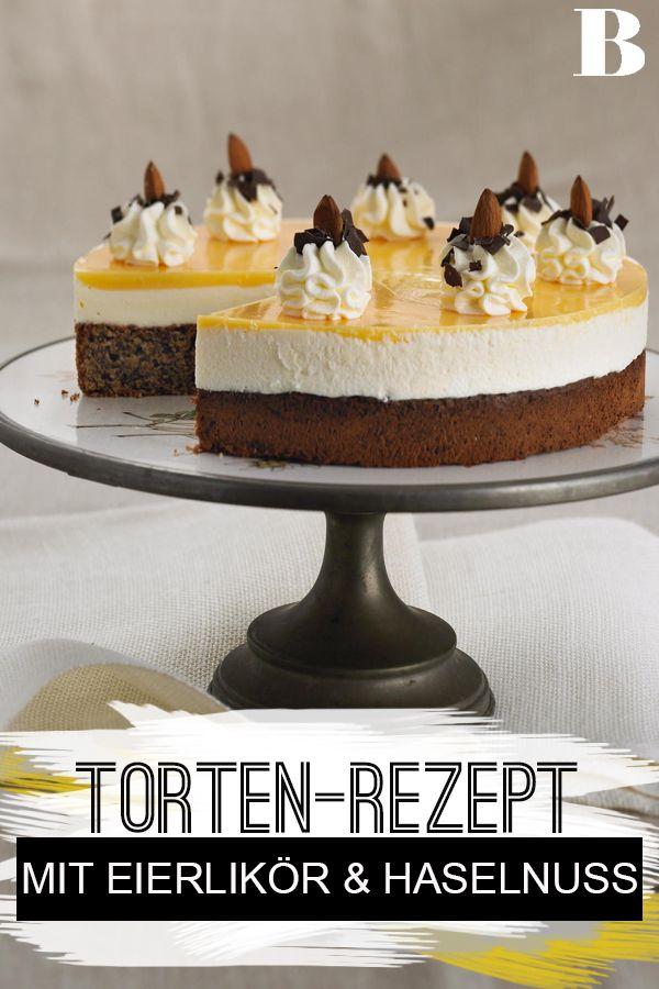 Photo of Eierlikörtorte – Das beste Rezept
