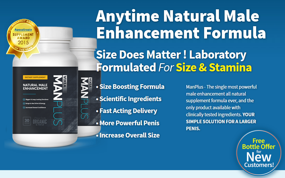 MAN PLUS Buy Now ! Check Review, Dosage,side Effects To