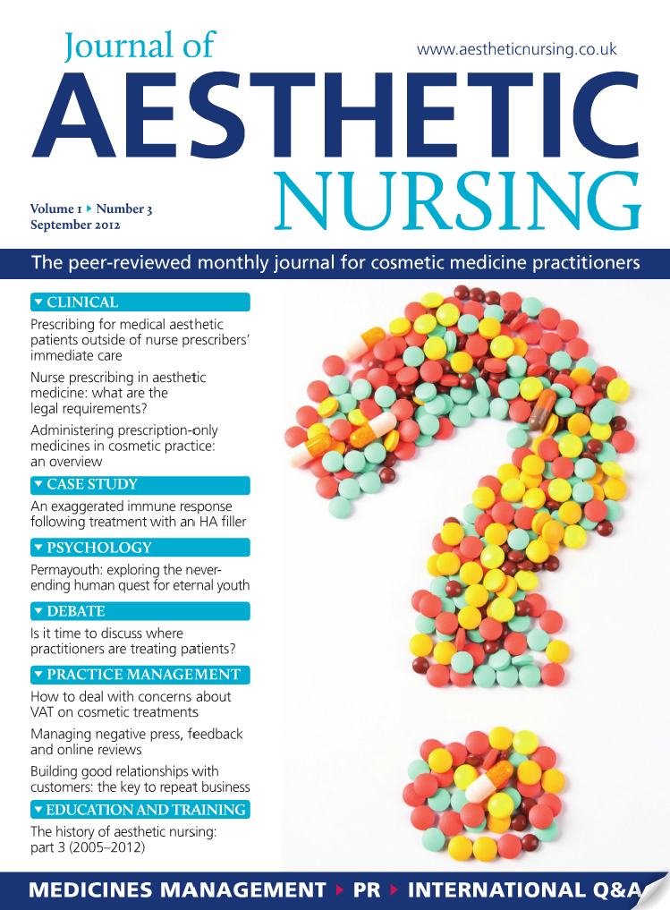 Journal of Aesthetic Nursing- Expert Editorial Board Leslie ...