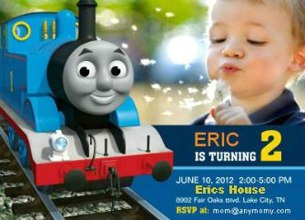 Thomas the train invitations google search 2nd bday ideas thomas the train invitations google search pronofoot35fo Gallery