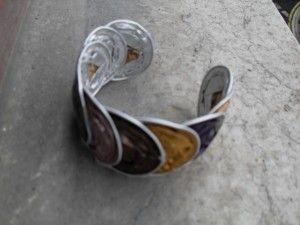 Brazalete capsulas nespresso