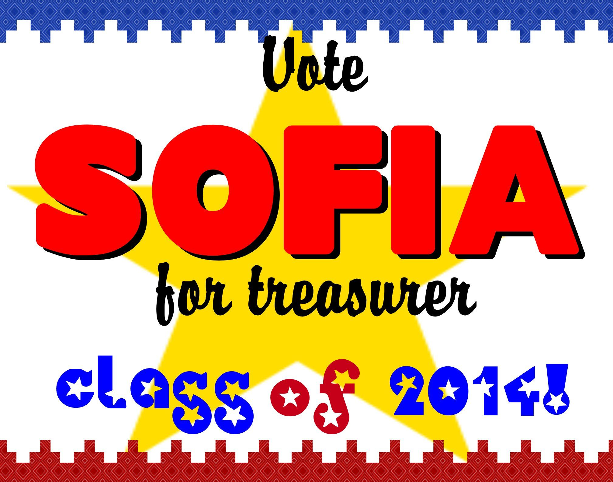 make a class president election poster school election poster how to make a class election poster vote for me poster idea class treasurer poster idea