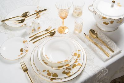 Pure Garden 85 Parça Yemek Takımı #homesweethome #dowry # ...