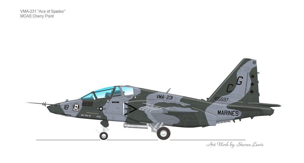 Su-25 in livrea fantasia