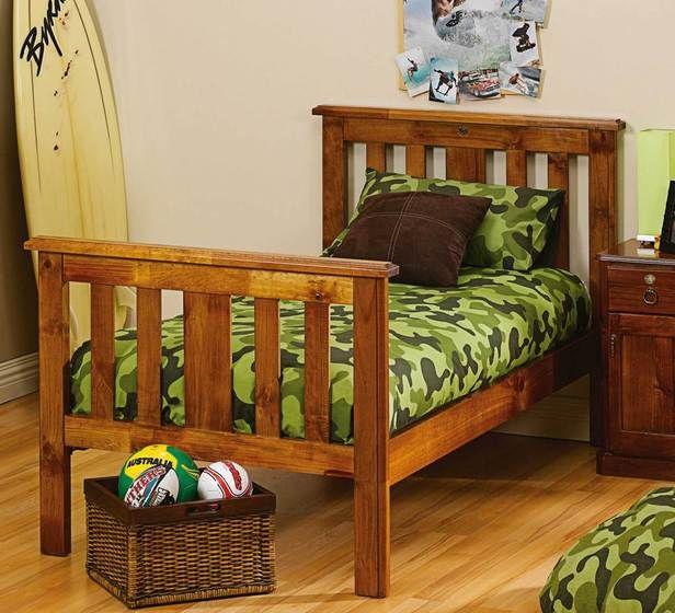 Bounty Single Bed   Beds   Bedroom & Mattresses ...