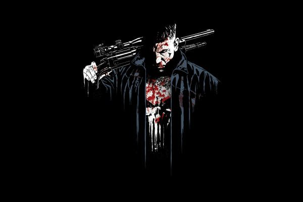 Movies Wallpapers On Wallpaperplay Com Punisher Art Punisher Marvel Punisher