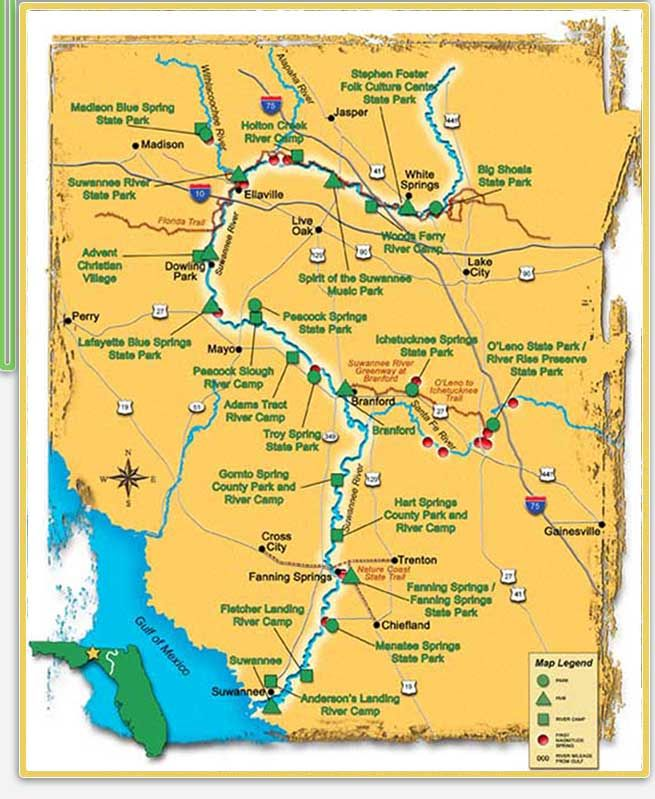 Suwannee River Map on santa fe lake map, ichetucknee river map, pensacola river map, lake county ocklawaha river map, chattahoochee river map, santa fe river map, steinhatchee river map, flint river, gulf of mexico map, caloosahatchee river, santa fe river, apalachicola river, st. johns river, cotee river map, miami map, kissimmee river, ocmulgee river, live oak, withlacoochee river, swanee river flordia on map, st. johns river map, alapaha river, savannah river, st. marys river, coosa river, okefenokee swamp map, apalachee river map, apalachicola river map, withlacoochee river map, ogeechee river, white springs, east coast of the united states map, saint augustine river map, tampa bay map, oconee river, chattahoochee river, lower suwannee national wildlife refuge map,