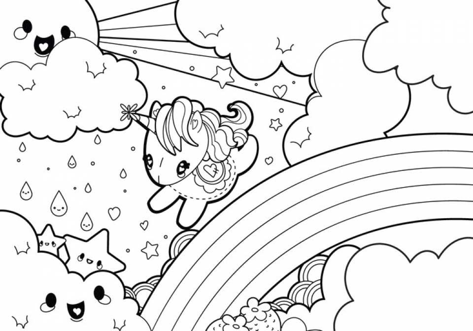 Unicorn Coloring Pages Free Printable 51582 Emoji Coloring Pages Unicorn Coloring Pages Monster Coloring Pages