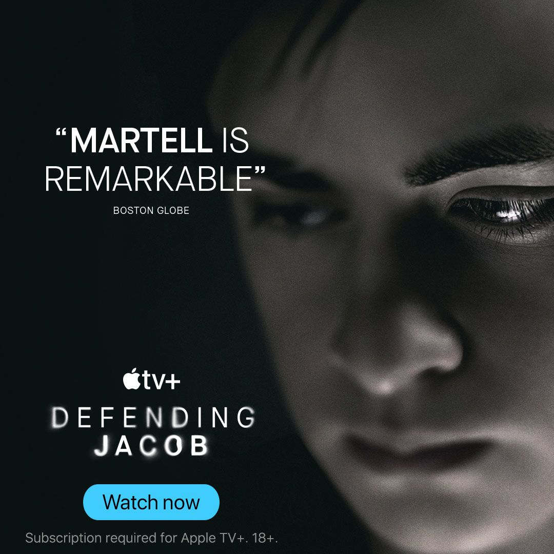 How well do you know your family? Watch Chris Evans in Defending Jacob on  the Apple TV app.   Apple tv, Defender, Chris evans
