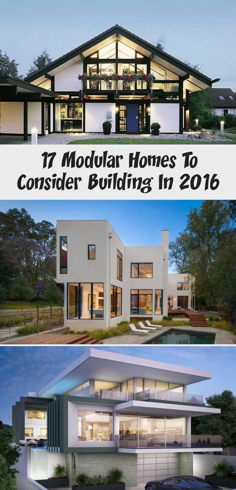 19 Modern Modular Homes To Consider Building In 2016 5 Modernhousedesignireland Modernhousedesignminimalistic Modernhousedesignarchitecture Smallmodernhou