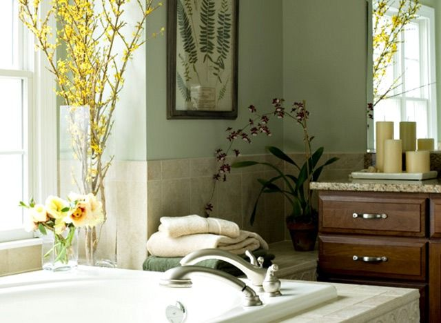 These Bold Bathroom Colors Will Knock Your Socks Off Bathroom