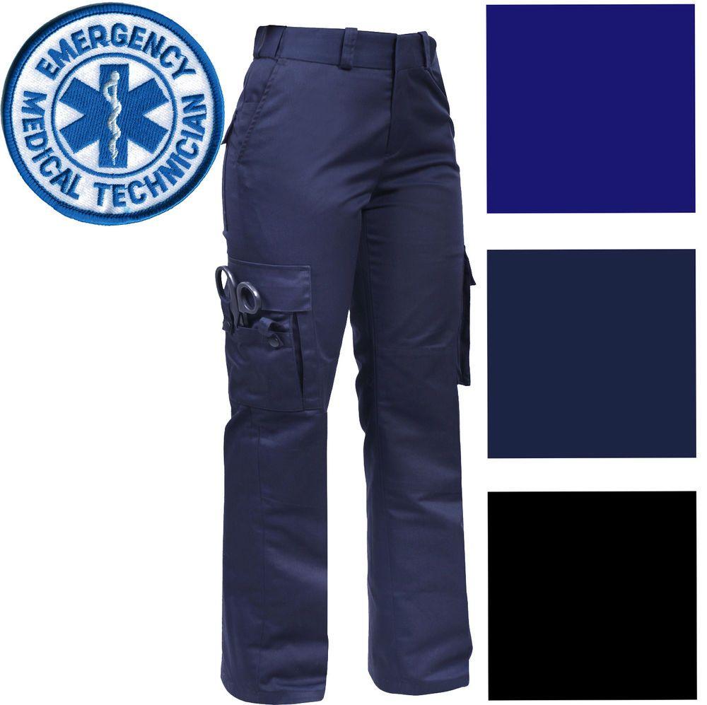 Womens Tactical EMS EMT Pants c6cf9761908