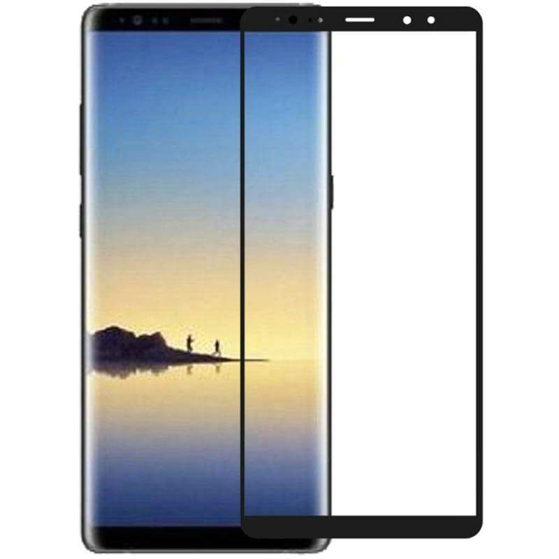 Samsung Galaxy Note 8 Full Edge Tempered Glass Screen Protector Black Tempered Glass Screen Protector Glass Screen Protector Samsung Galaxy Note 8