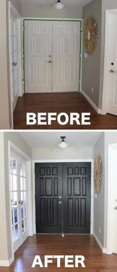 27  easy diy remodeling ideas on a budget  before and after photos   with images