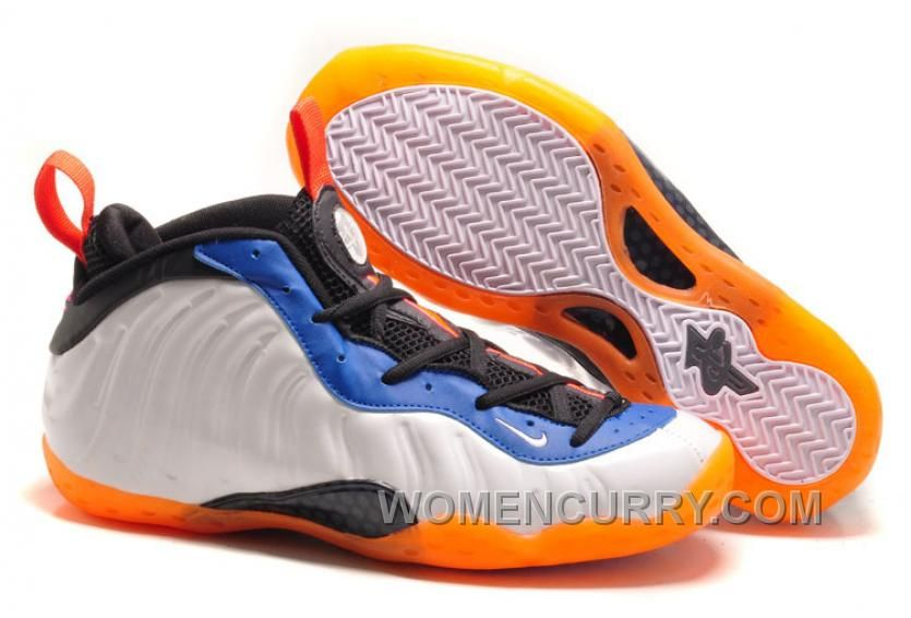 Big Discount  66 OFF Nike Air Foamposite One Knicks Home Mens Basketball Shoes