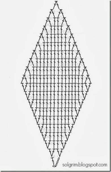 Ruit Voor Ster Muziekdoosje Haken Pinterest Crochet Crochet