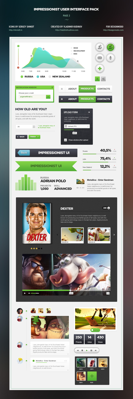 Infographics Ui Design Et Web Design: Pin On Cool Infographics: UI/UX