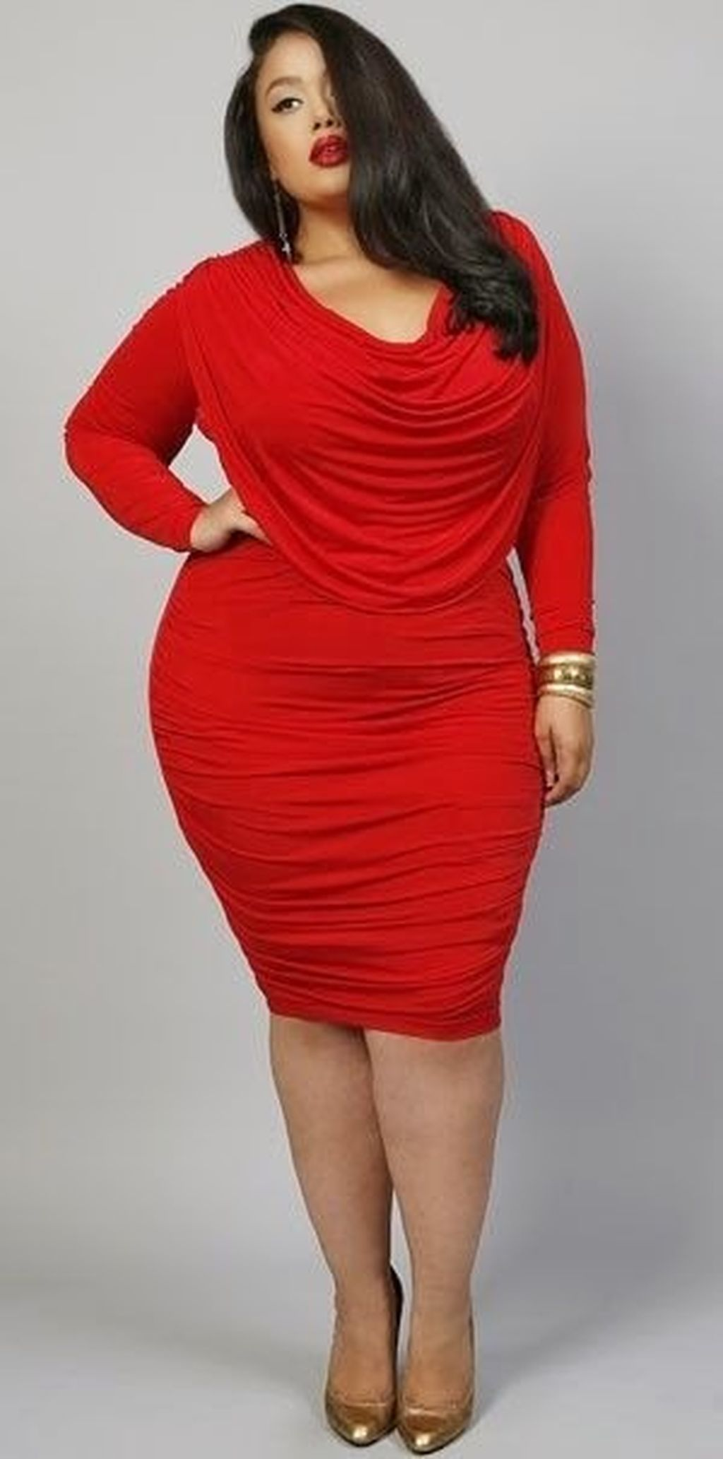 44 Adorable Plus Size Dress Ideas For Valentines Day Outfits