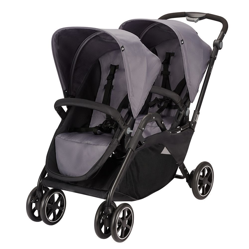 Evenflo Parallel Tandem Double Stroller, Grey Best