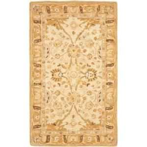 Safavieh Anatolia Silver / Light Brown 4 ft. x 6 ft. Area Rug  on  Daily Rug Deals