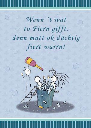 Geburtstag Plattdeutsch Spruch Plattdeutsch Plattdeutsch Spruche