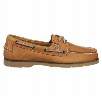 Men's Leeward 2 Eye Medium/Wide Boat Shoe