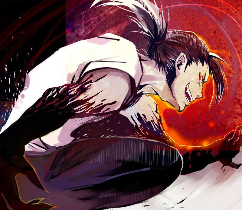 Tags: Fanart, Fullmetal Alchemist, Ling Yao, Fullmetal Alchemist Brotherhood, Homunculi, Greed ...