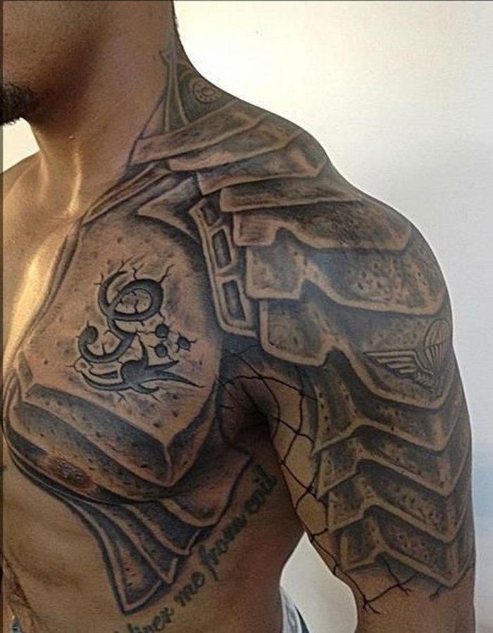 3d celtic tattoo tetov n pinterest r stungen tattoo m nner und t towierte m nner. Black Bedroom Furniture Sets. Home Design Ideas