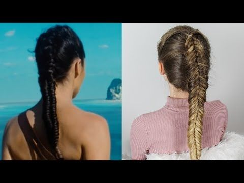 Wonder Woman Inspired Hair Dutch Fishtail Braid Youtube Hair Styles Kids Braided Hairstyles Fish Tail Braid