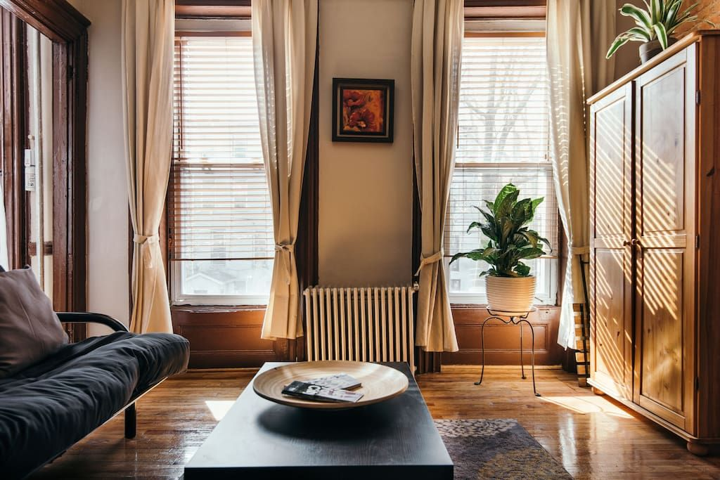 Brownstone Studio Apartments for Rent in Brooklyn, New