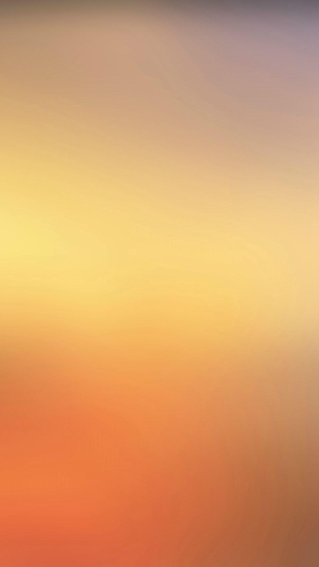 Sunset Fire Gradation Blur Iphone 6 Plus Wallpaper In