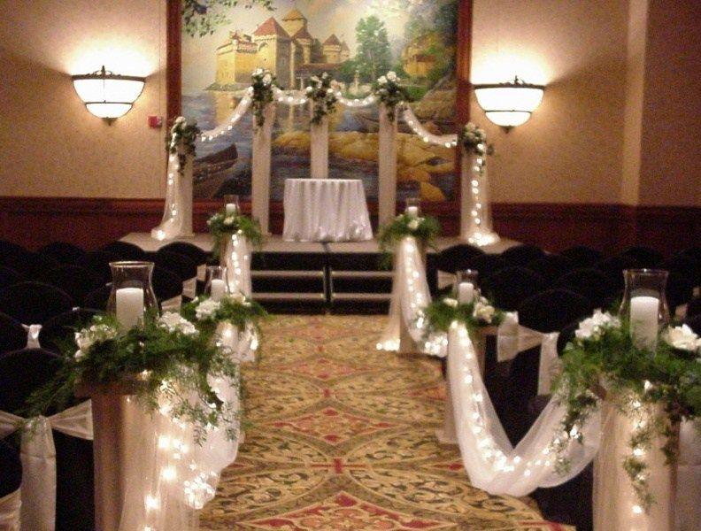26 Church Wedding Decorations Ideas | Church wedding ...