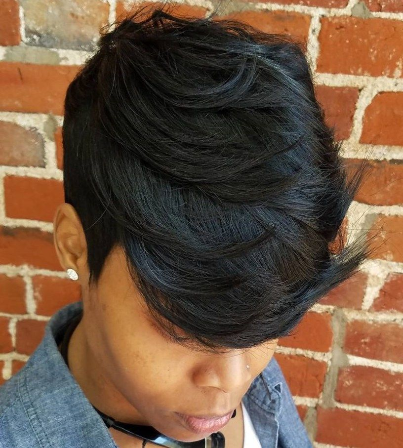 Pixie Weave Hairstyle