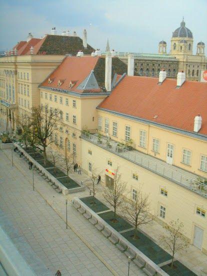 MuseumsQuartier Wien (MQ), Vienna, Austria    We love Wien!  http://www.ostheimer.at