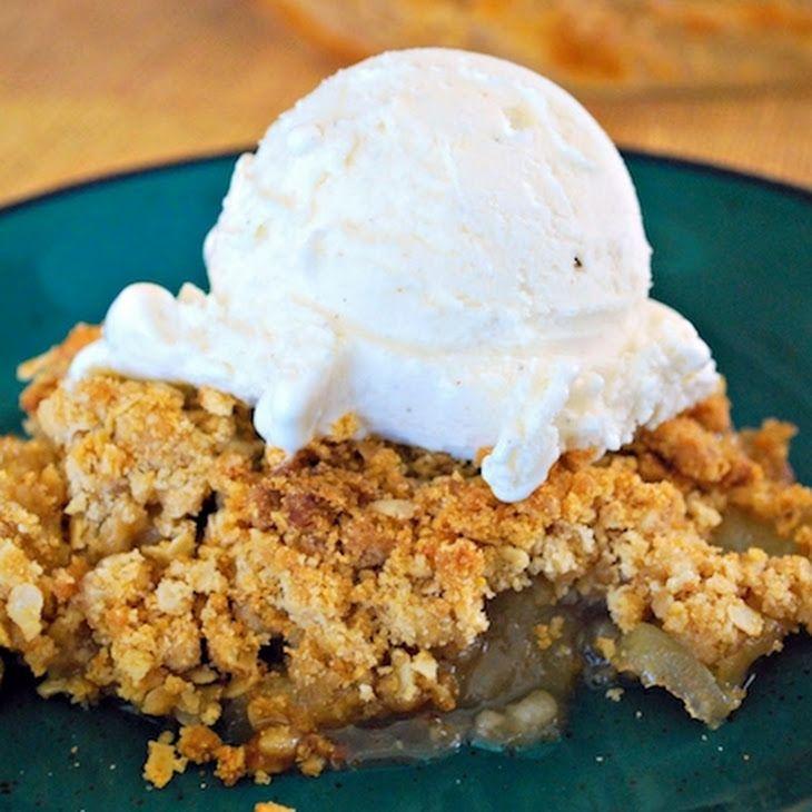 Easy Apple Crisp Recipe Recipes To Cook Pinterest Desserts